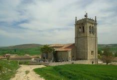Castrillo de Murcia Royalty Free Stock Photos