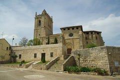 Castrillo de Murcia Royalty Free Stock Image