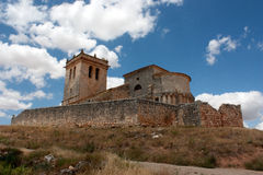 Castrillo de Solarana, Burgos, Spain Stock Photos
