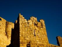 Castro Caldelas Castle Lizenzfreie Stockfotografie