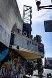 Castro Cinema en San Francisco California United States de Ameri fotografía de archivo
