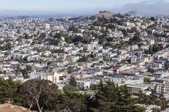 Castro District San Francisco Stock Photography