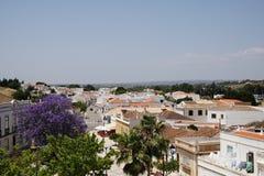 Castro Marim in Portugal Royalty-vrije Stock Afbeeldingen