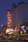 Castro Teatr Fotografia Stock