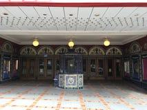 Castro Theater fora do ` s de San Francisco da cabine da entrada e de bilhete a maioria de casa de filme famosa, 5 Imagens de Stock