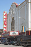 Castro theater in San Francisco Royalty Free Stock Photos