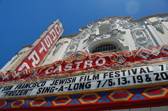 Castro Theatre Royalty Free Stock Images