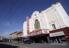 Castro Theatre, San Francisco Stock Photos