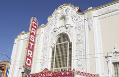 Castro Theatre, San Francisco Royalty Free Stock Photo