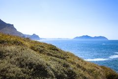 Castro Urdiales Area Landscapes Royalty Free Stock Photography