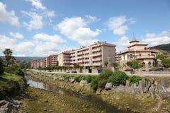 Castro Urdiales, Cantabria, Hiszpania Obraz Royalty Free