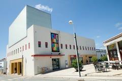 Castro Verde Theater Fotografie Stock