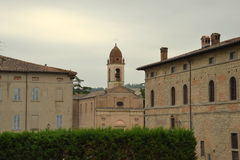Castrocaro Terme Stock Image