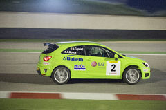 Castrol Cupra Cup Stock Photo
