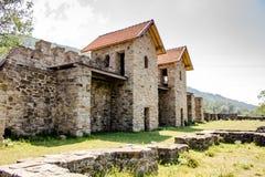 Castrum Arutela римское Стоковое фото RF