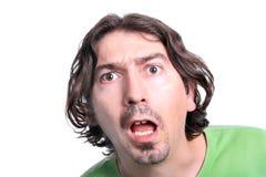 Free Casual Afraid Man Portrait Stock Photo - 6243990