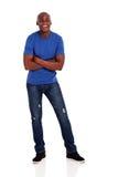 Casual african man Royalty Free Stock Photos