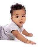 Casual baby boy Royalty Free Stock Photo