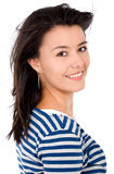 Casual beauty portrait Royalty Free Stock Photo