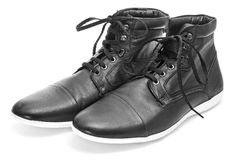 Casual boots Royalty Free Stock Images