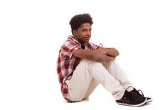 Casual Boy Stock Photo