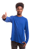 Casual Boy Royalty Free Stock Images