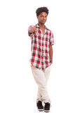 Casual Boy Stock Images