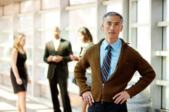 Casual Business Man Royalty Free Stock Photos