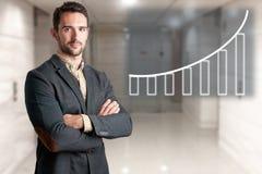 Casual Business Man stock photos