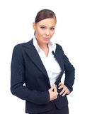 Casual Business Woman Stock Photos
