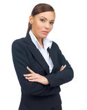Casual Business Woman Stock Image