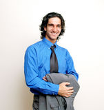 Casual businessman Stock Image