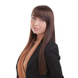 Casual businesswoman portrait Royalty Free Stock Images