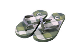 Casual chappals Royalty Free Stock Photography