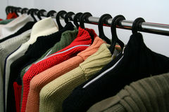 Casual clothing Royalty Free Stock Images
