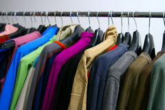 Casual clothing Royalty Free Stock Photography