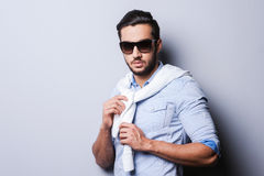 Casual cool. Royalty Free Stock Photos