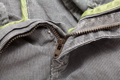 Casual cotton men's trousers Royalty Free Stock Photo