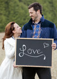 Casual couple Stock Photo