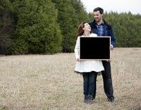Casual couple Stock Photos