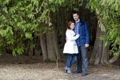 Casual couple Royalty Free Stock Photos