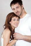 Casual couple Royalty Free Stock Images