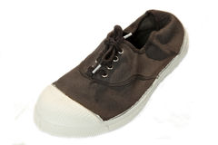 Casual Deck Shoes Stock Photography