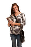 Casual Dressed High School Student Royalty Free Stock Image
