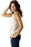 Casual fashion look Stock Image