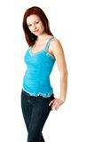 Casual fashion look Royalty Free Stock Photography