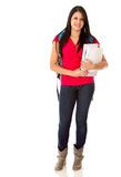 Casual female student Stock Photos