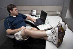 Casual Friday. Informal Work Environmant Stock Image