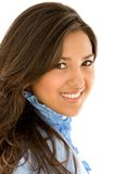 Casual girl portrait Royalty Free Stock Photos