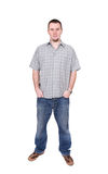 Casual guy Stock Photography